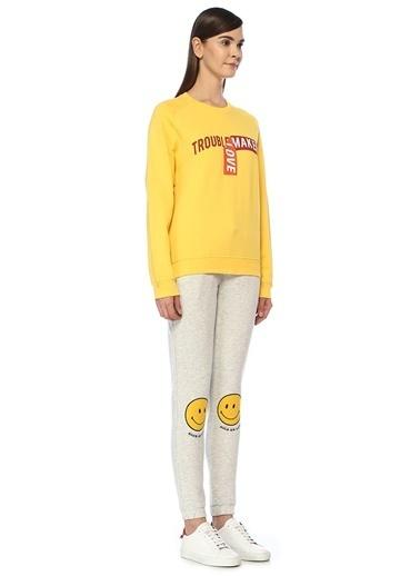 Zoe Karssen Sweatshirt Sarı